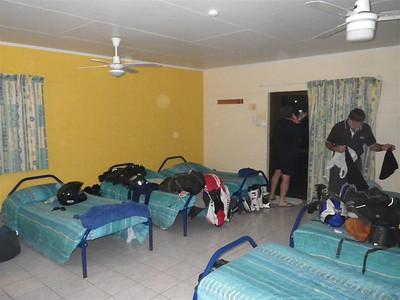 Room at Karumba