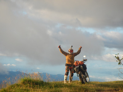 OFFROAD Ecuador ADVenture Tour April 2014
