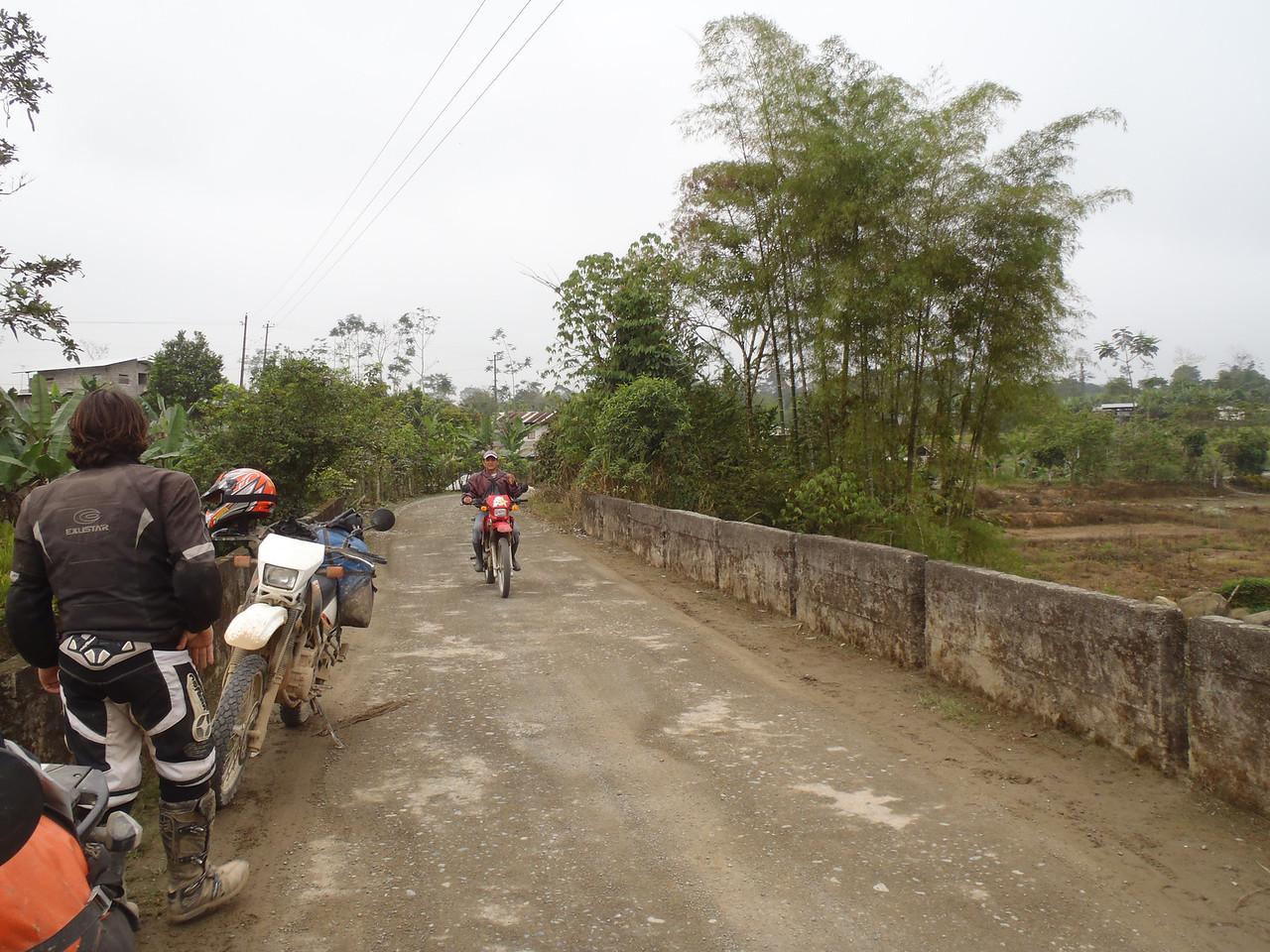 OFFROAD Ecuador Excursion (4 days / 3 nights)  October 2012