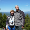 Celebrating our 23rd Anniversary at Flag Pole Lookout