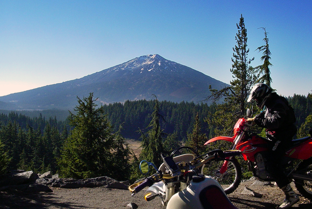 """<font size=""""+2"""">""""A pretty View""""..  Totally common place on this ride.."""