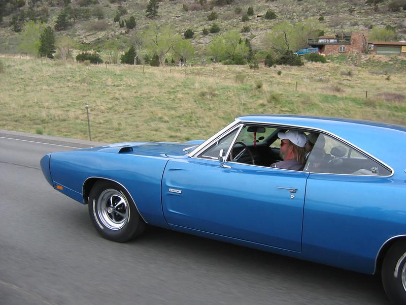 Hemi Daytona