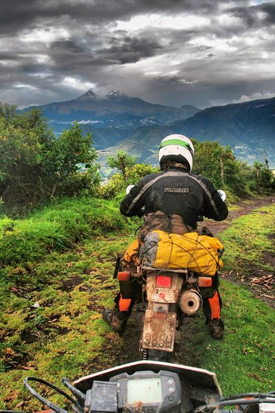 Offroad Ecuador Adventure 6 days guided Tour CUSTOMER PICTURES April 2014