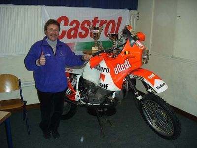 Offroad Gaston Rahier meeting 2003