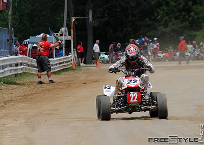 Pine Lake TT ATV Race July 23, 2011