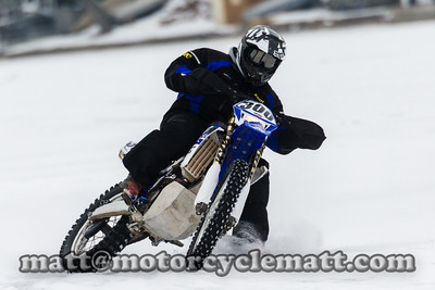 Okauchee Ice Riding 1-24-16