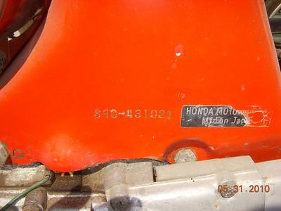 Old Hondas