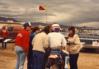 The Peanut Gallary - Barstow to Vegas 1985