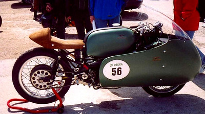 Moto Guzzi Bialbero 500