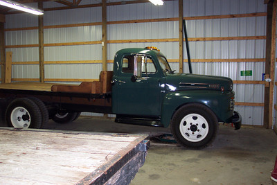 Here is a 1950 Ford F6 in excellent condition...for reference.