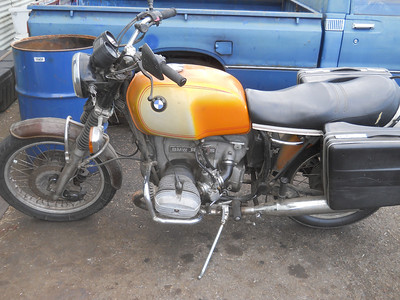 old bmw r 90 s
