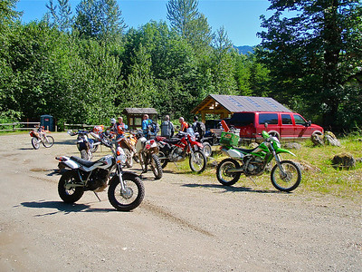 Old guys summer rides 2012