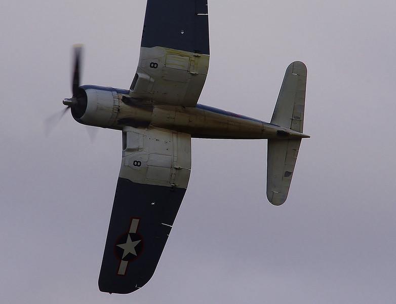 F4U corsair, Omaka.