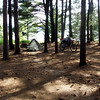 Achray Campground in Algonquin Provincial Park