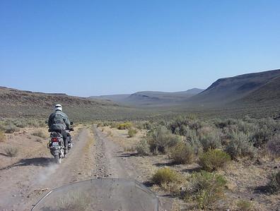 Oregon Discovery Ride '06