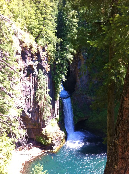 Toketee Falls, OR