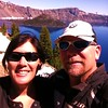 Selfie at Crater Lake