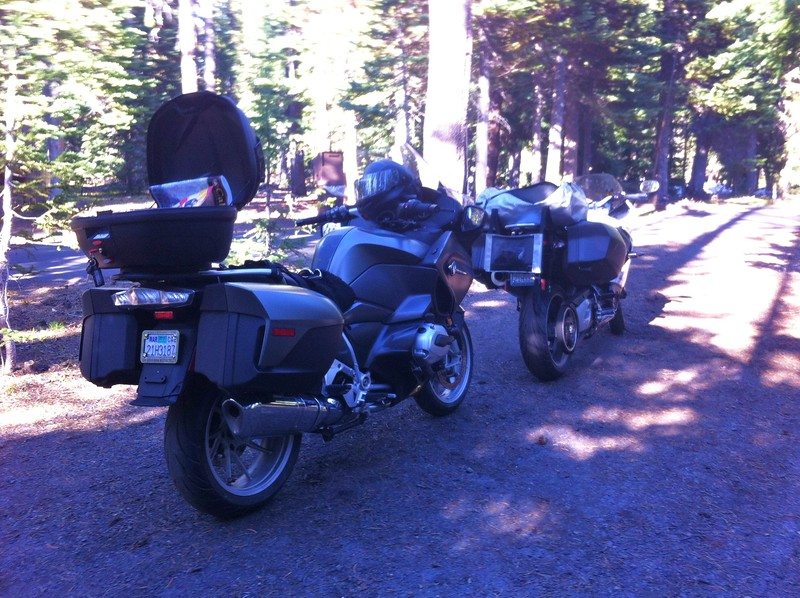 Mazama Campground, Crater Lake National Park OR