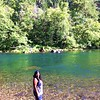 Umpqua River at Susan Creek Campground, OR