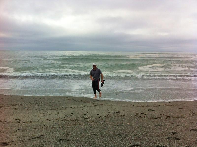 Agate Beach, Patricks Point, CA