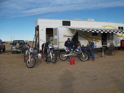 Los Lunas, NM Endurocross (Derek's Photos)  1-2-10