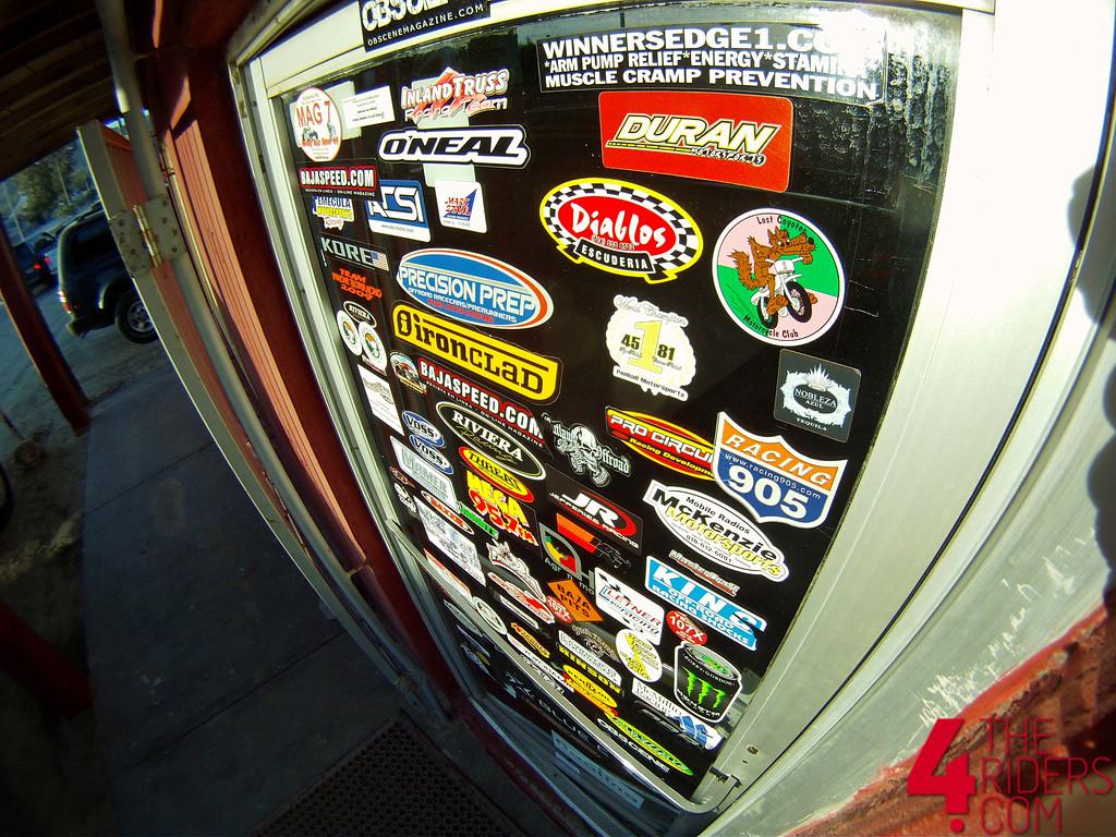 baja 500 stickers