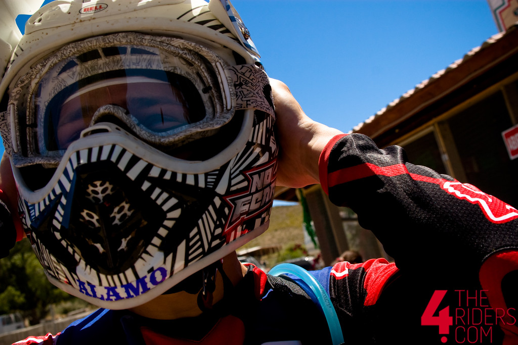 baja 500 helmet bike dirtbike