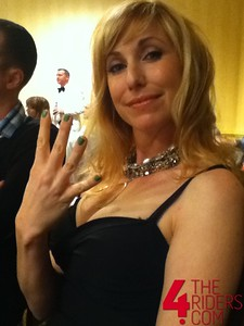 kari byron shows the 4