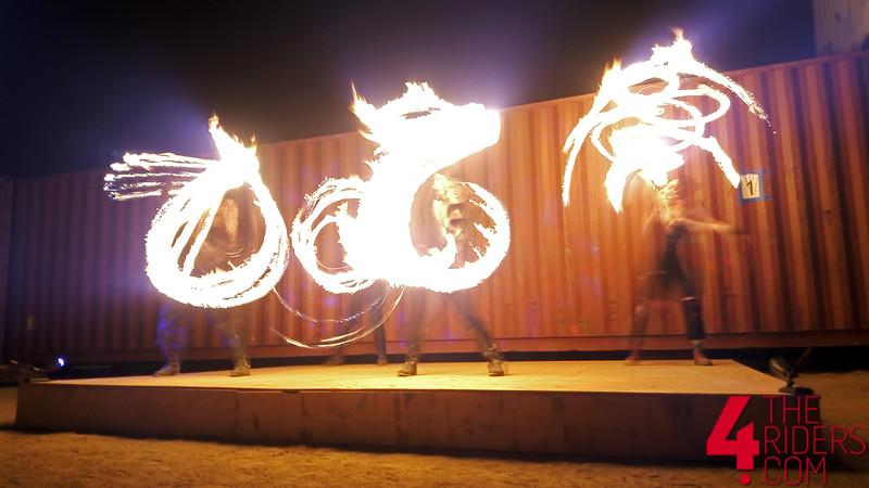 fire dancers zakar rawhyde