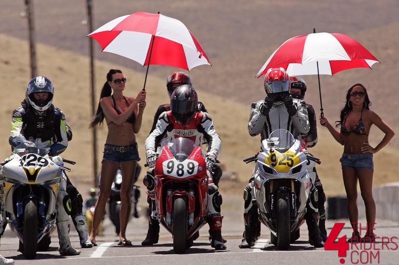 bikini girls umbrella grid rfr
