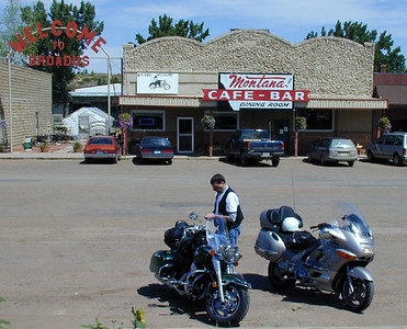 Broadus, MT.  Best Breakfast Ever....