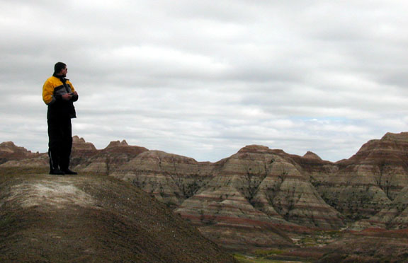 Alan, Badlands National Park, SD