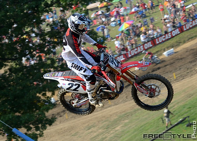 Steel City MX National 2011