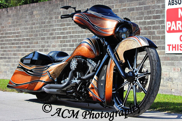 Outlaw - 2012 Street Glide
