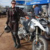 Hot Mama, Alison (Bubbletron on ADVrider), finds the love of her life...a 1200GS.