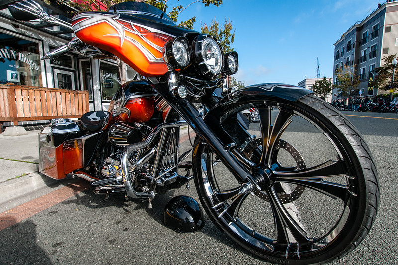 Loan bike