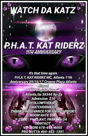 P.H.A.T. KAT 11th Anniversary Party