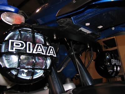 PIAA 525 Installation