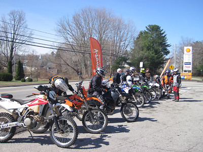 Pachaug Camp 'n Ride 4.20.14