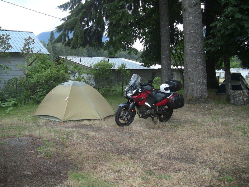 Home sweet home in Packwood