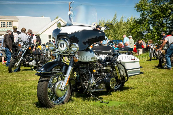 Palmer 1st Annual Vintage Motorcycle Show 2015