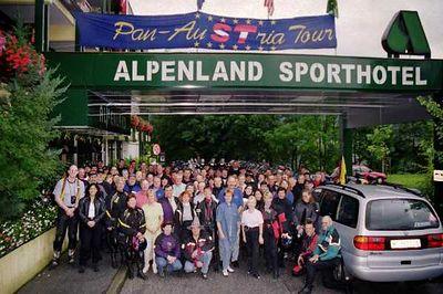 St Johann in Pongau Austria 1999