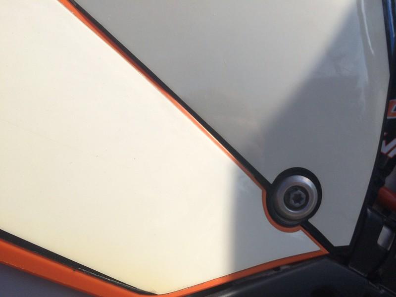 2010 KTM 530 EXC Champions Edition