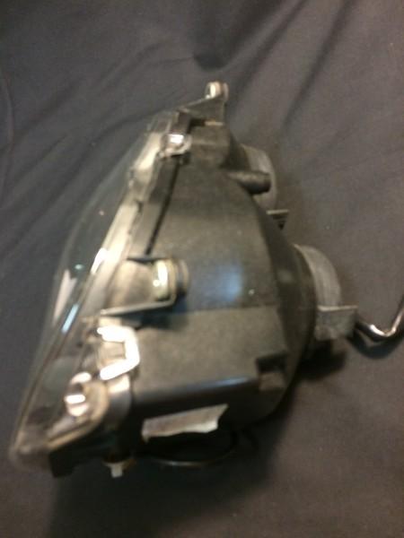 KTM Stock Headlight Shroud (bulbs included)