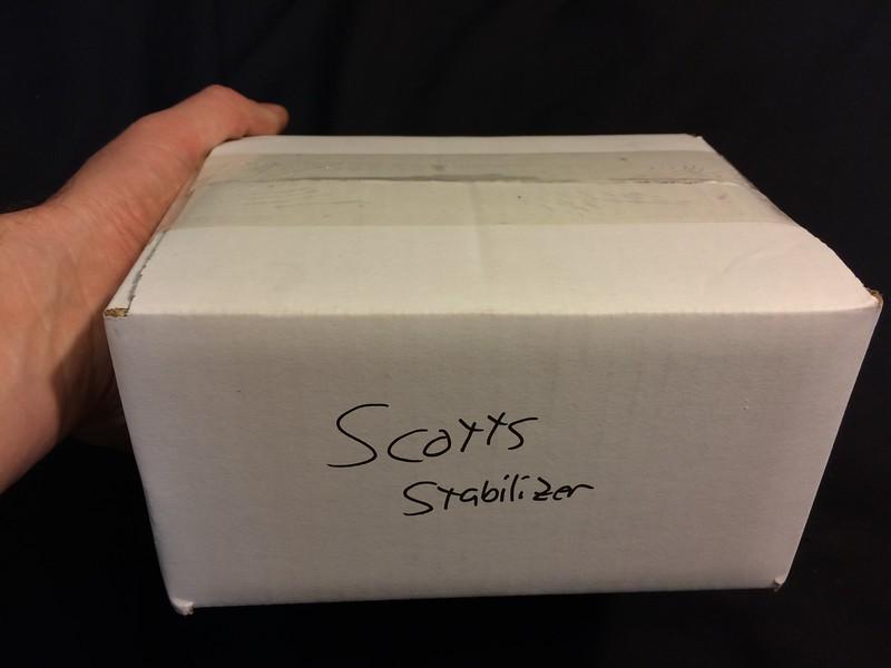 Scott's Stabilizer (part of BRP Submount Kit)