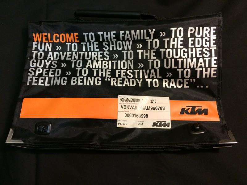 """KTM """"Briefcase"""""""