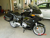 This is my current bike.<br /> 2004 BMW 1150RTL.