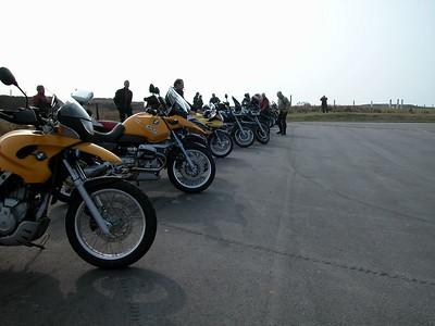 Peak District Rideout March 2003