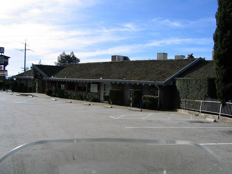 Mt. Madonna Inn