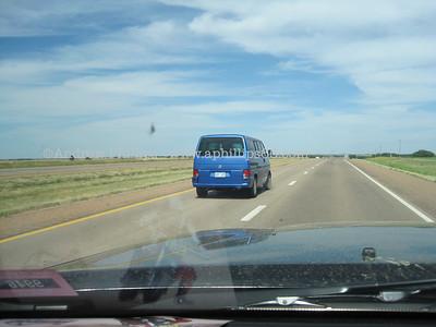 VW van - like Joe's!